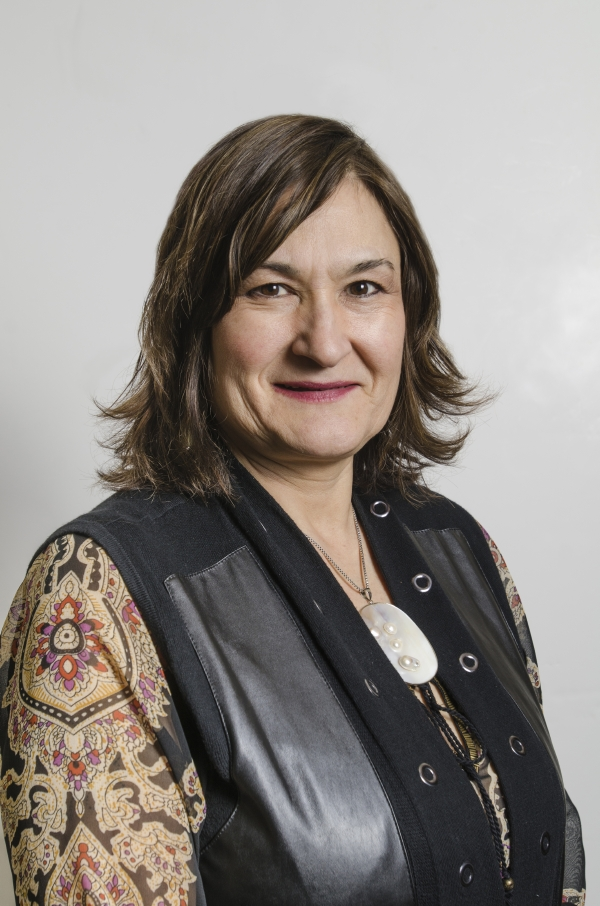 Minister Pauline Frost