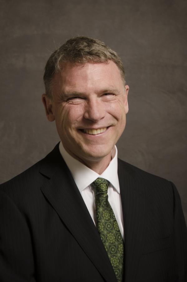 Minister Richard Mostyn
