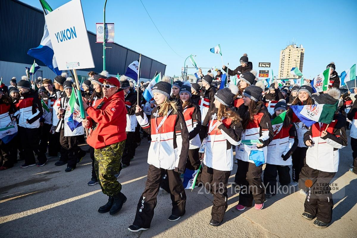 2018 Team Yukon