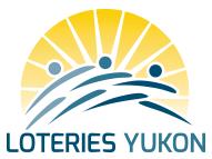 Loteries Yukon Logo