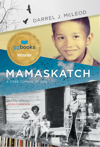 Mamaskatch: A Cree Coming of Age book