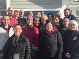 Mission staff 2020 Arctic Winter Games