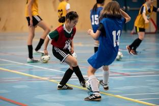 Team Yukon 2020 Arctic Winter Games Futsal Trials