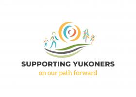 Supporting Yukoners logo