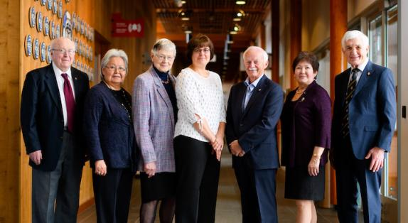 Commissioners of Yukon, Past and Present