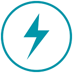 Energy security icon