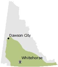 Mule Deer distribution map.