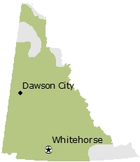 Dall's Sheep distribution map.