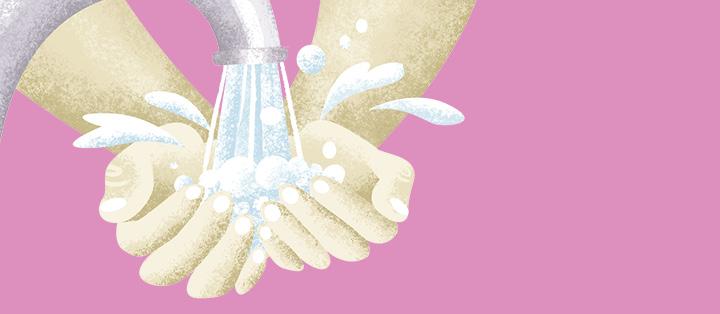 2. Hygiène des mains