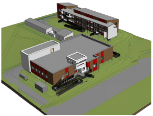 Construction started on Health and Wellness Centre and housing unit in Old Crow
