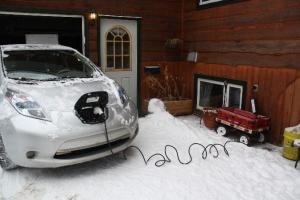 Les propriétaires locaux trouvent que leurs véhicules électriques sont fiables et bien adaptés au climat rigoureux du Yukon.