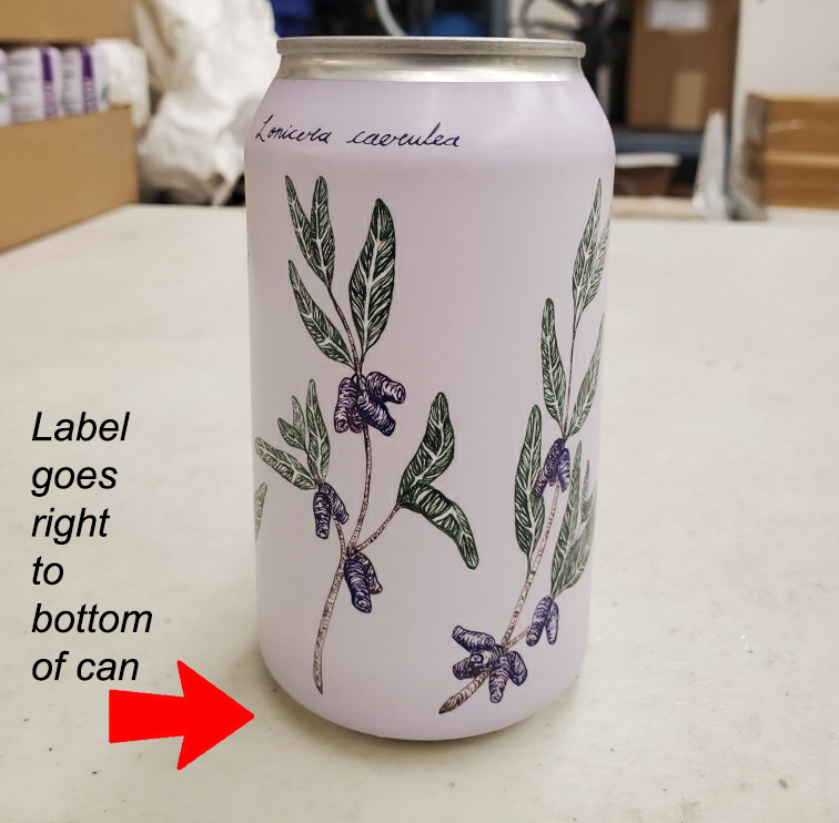 Check for recalled Solstice Haskap Cider cans