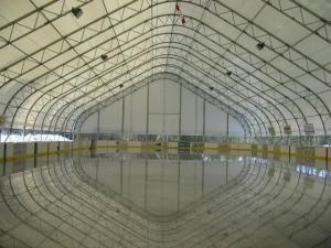 Whitehorse broomball rink