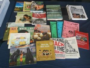 These new materials will be used to teach students the difficult topic of Indian Residential Schools and Reconciliation, in the Social Studies curriculum.