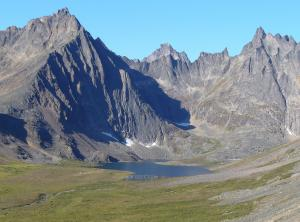 Grizzly Lake, Tombstone Territorial Park