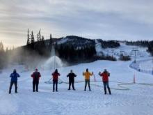 Canada and Yukon invest in local energy and snowmaking at Mount Sima