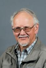 Story Laureate of Yukon Michael Gates