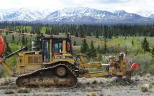 Dempster Fibre Line construction set to begin