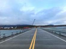 Nares River (Naataase Héen) Bridge