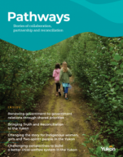 Pathways: Stories of collaboration, partnership and reconciliation magazine launched