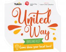Show your local love with the United Way breakfast