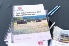 Updated Huchá HudänFort Selkirk Historic Site Management Plan in place