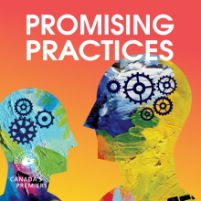 Yukon featured in first episode of Promising Practices Podcast