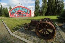 The George Johnston Museum in Teslin. Credit: Government of Yukon