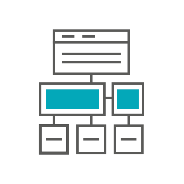 Image of a service wireframe