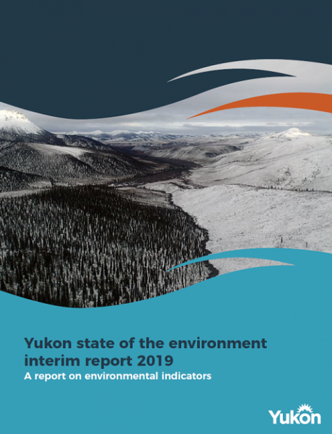 Yukon State of the Environment Interim Report 2019 cover