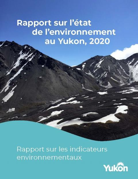 Yukon State of the Environment Report 2020 cover
