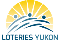 Logo loteries Yukon