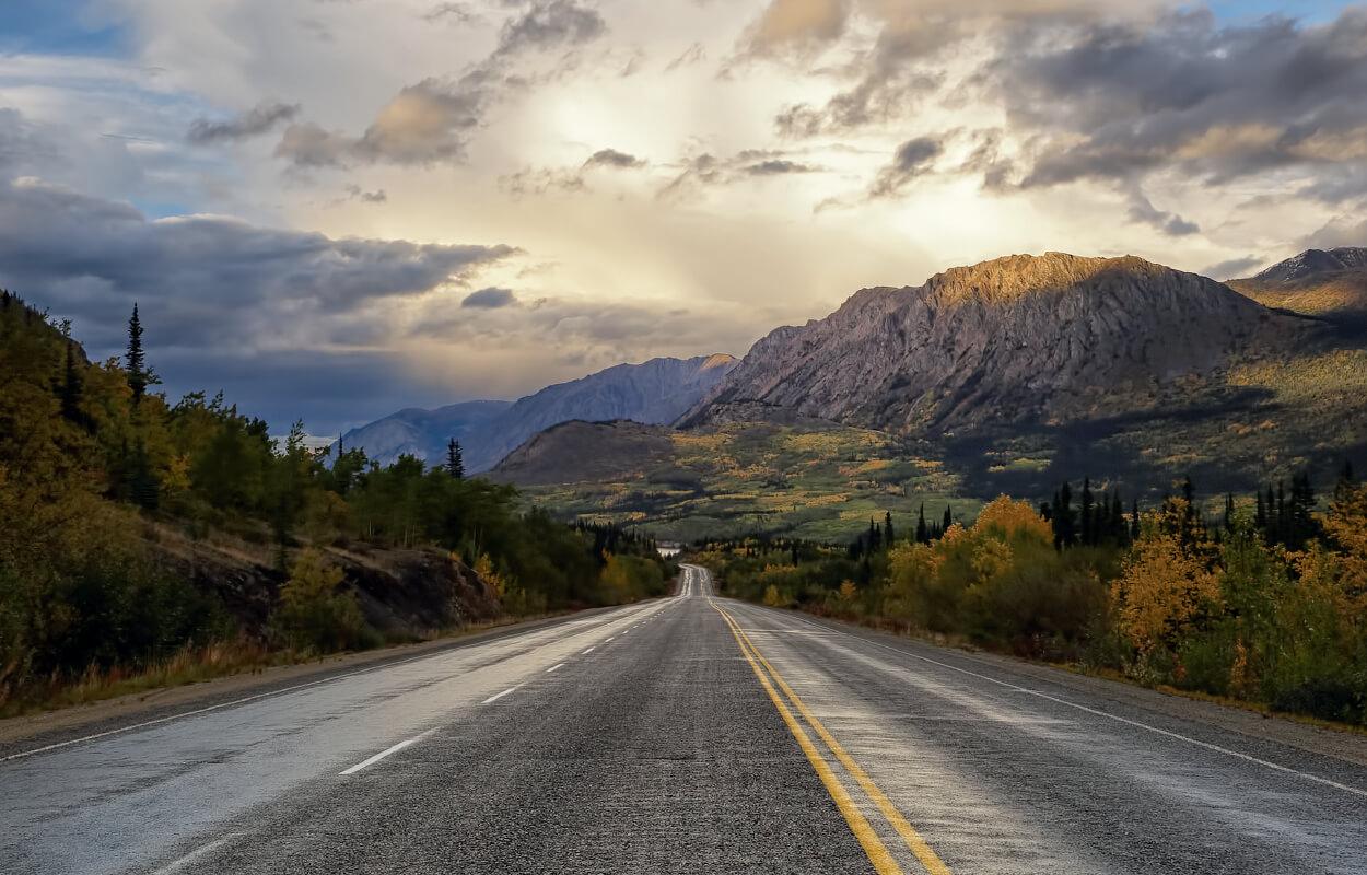 Klondike Highway, Credit: Martin Rudlof