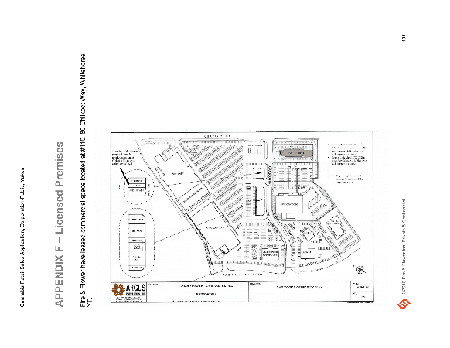 Fire and Flower site plan, item #19-05